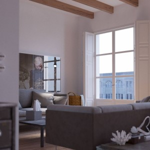 professional 3d rendering interiors 2