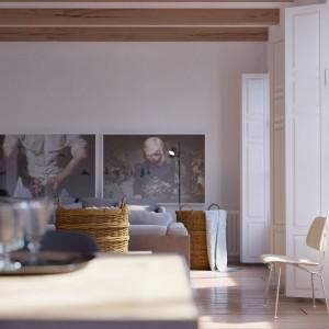 professional 3d rendering interiors 3